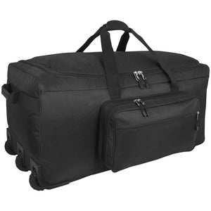 full view Monster Deployment Bag, Black