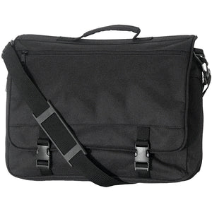 Front view - Attaché, Black