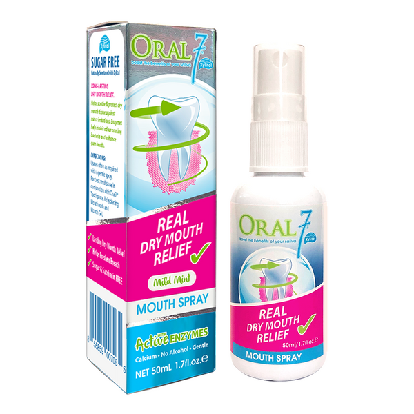NEW! - Oral7® Moisturizing Spray