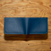 Bifold Wallet Blue 2
