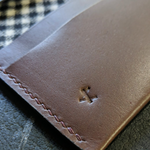 Custom Order - Classic Vincent Wallet Kangaroo Leather