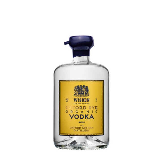 Wisden Limited Edition Vodka