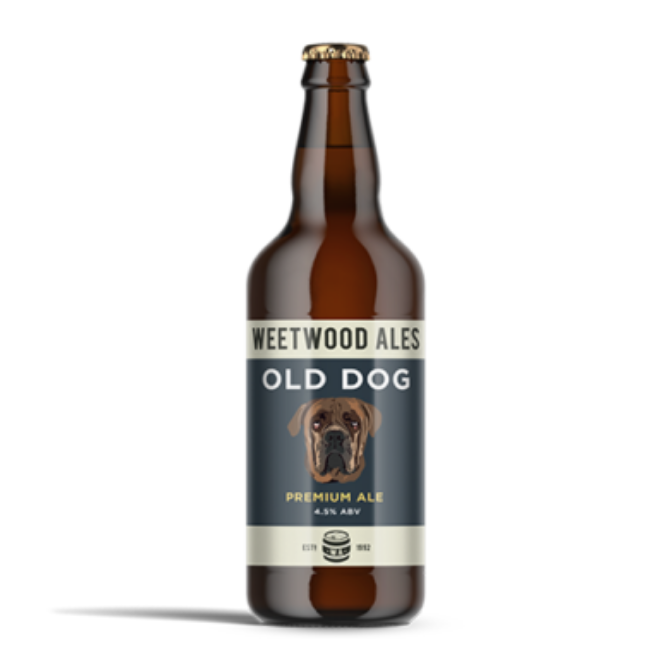Old Dog Premium Ale