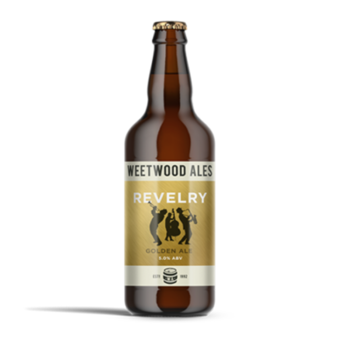 Revelry Golden Ale