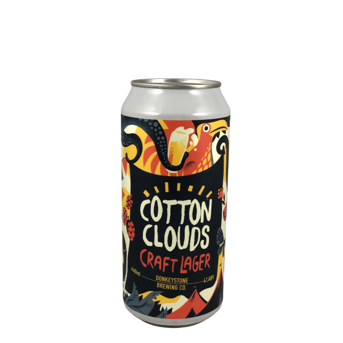 Cotton Clouds Lager