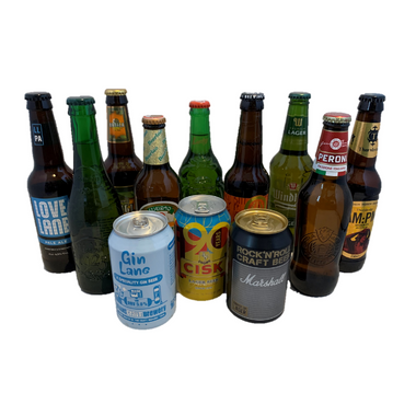 Mixed World Beer Pack