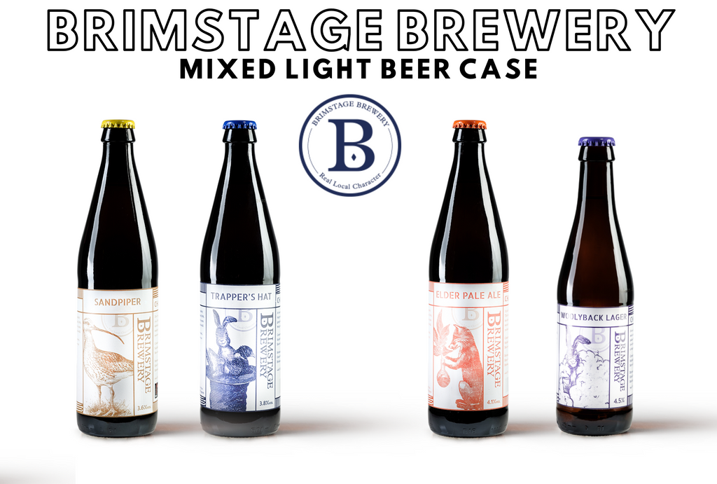 Brimstage Light Beers