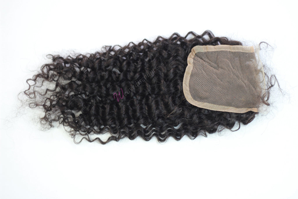 CLOSURE for L10 Cambodian Curly Hair