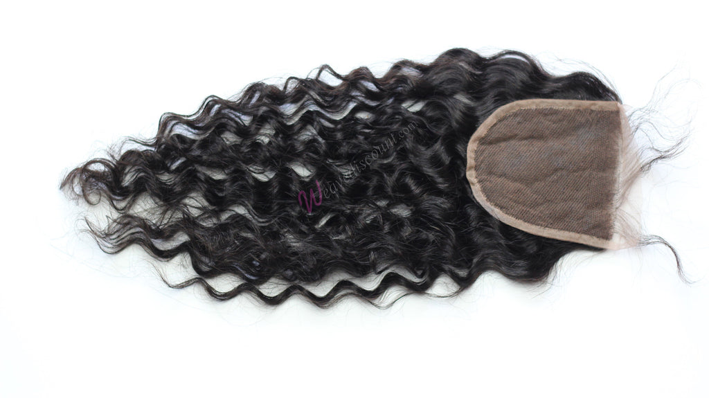 CLOSURE for L10 Brazilian Curly Hair
