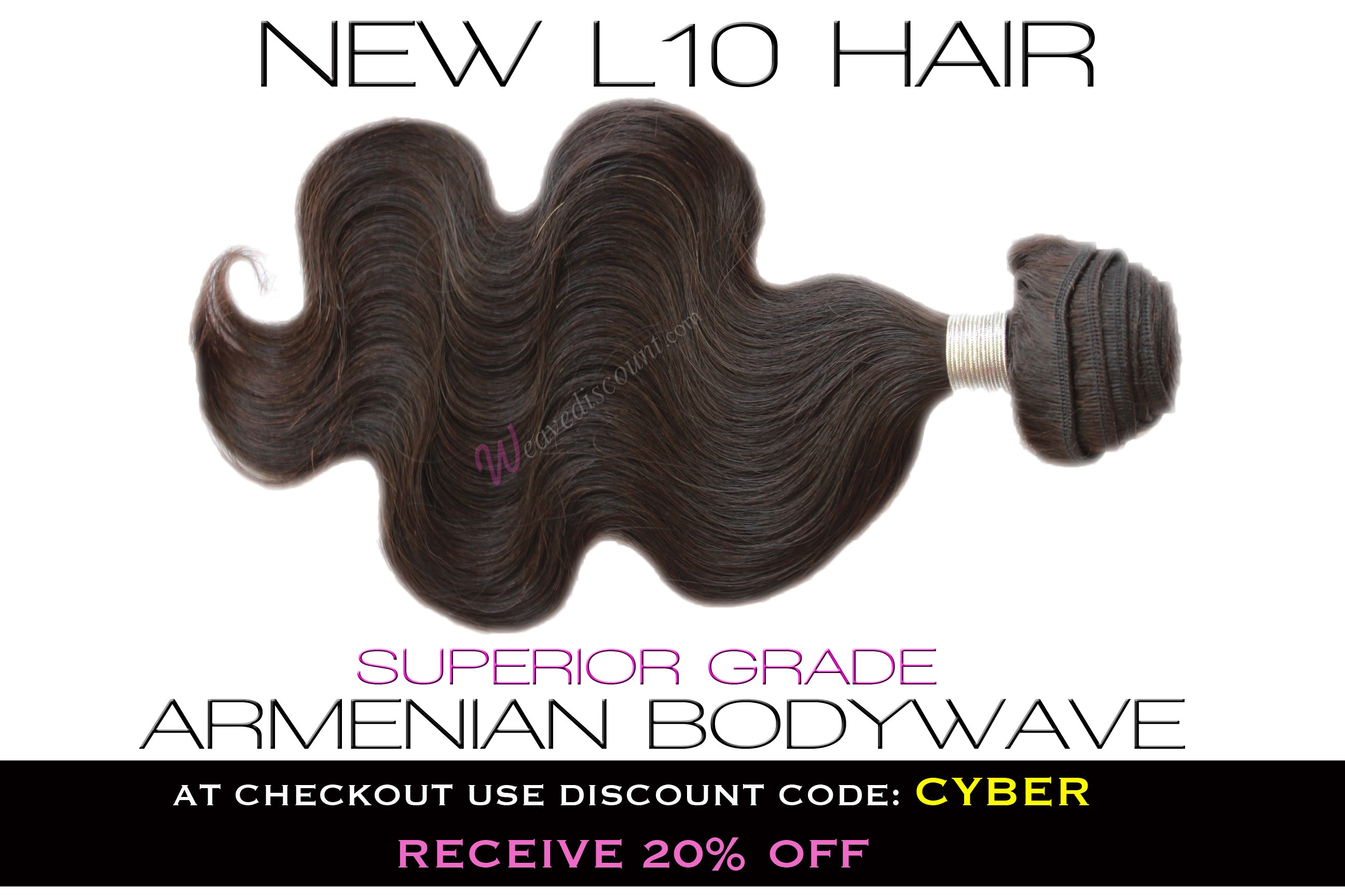Armenian Bodywave Virgin Hair Extensions Weavediscount