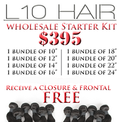 L10 Wholesale Starter Kit