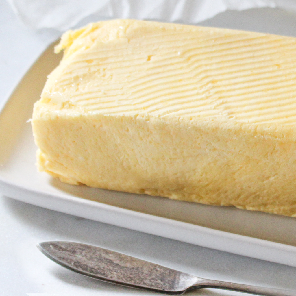 Make cultured butter (and real buttermilk) by hand