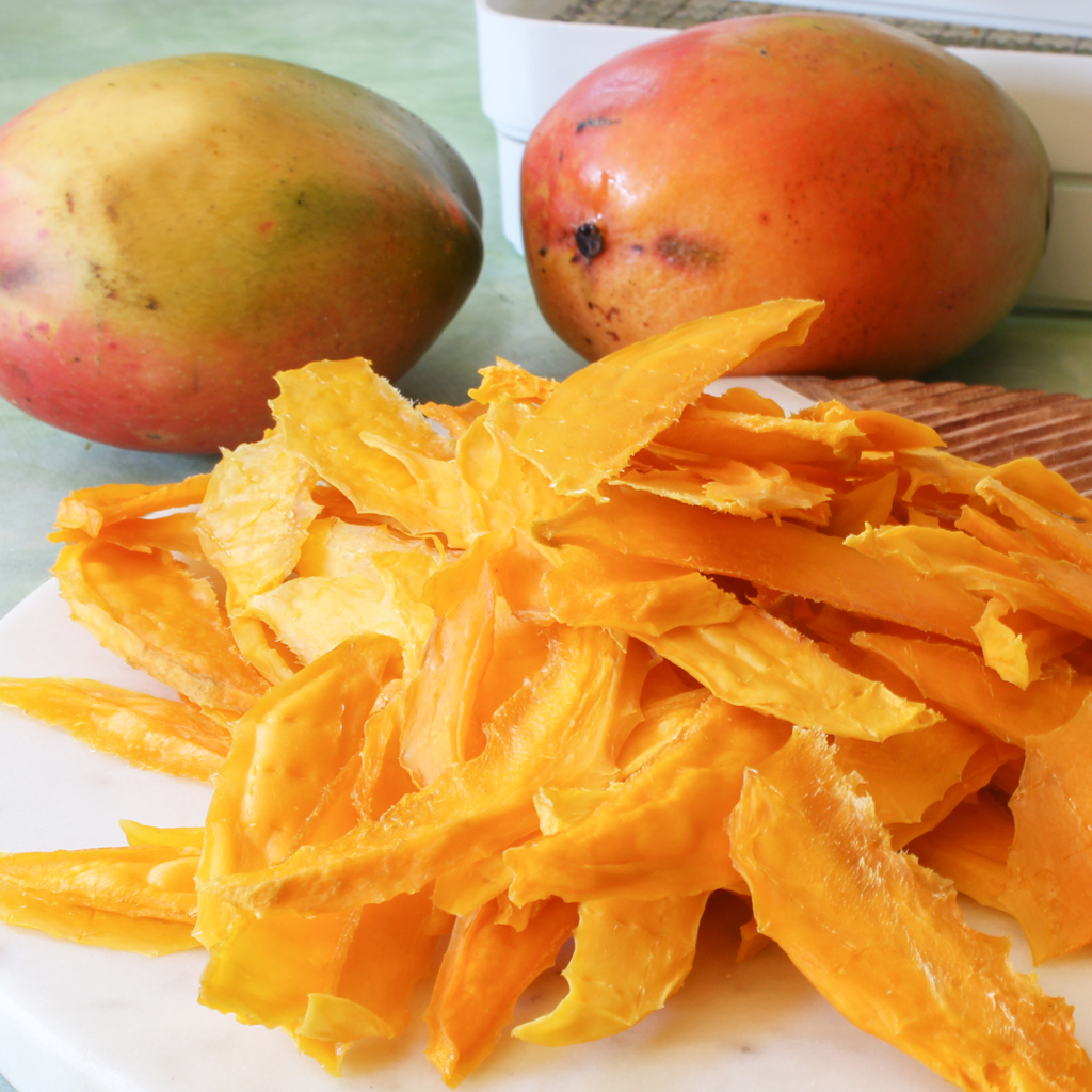 How to dry mango in a food dehydrator