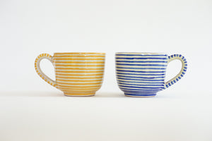 The Perfect Blue Mug