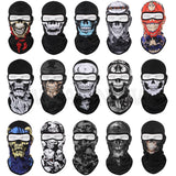 Winter face Hats Quick-drying Breathable Skull Cap Outdoor -Horror Mask - Tania's Online Closet