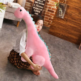 New Colorful stuffed Plush Dinosaur - Tania's Online Closet, LLC