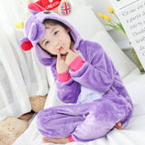 Children Winter character Rompers - Tania's Online Closet