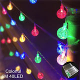 Curtain Fairy String Light LED  Light - Tania's Online Closet, LLC