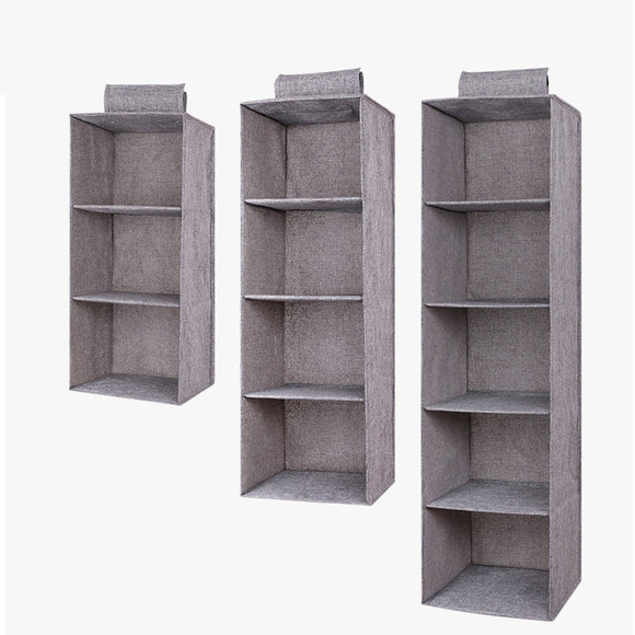 Drawer Shelves Hanging Wardrobe Organizer - Tania's Online Closet