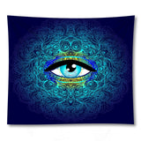 Hot Seller Evil Eye blanket,towel or Wall Hanging Tapestry - Tania's Online Closet, LLC