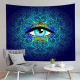 Hot Seller Evil Eye blanket,towel or Wall Hanging Tapestry - Tania's Online Closet