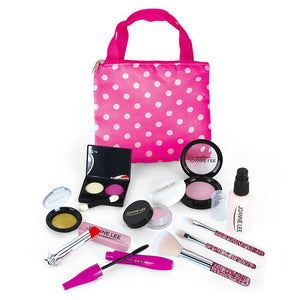 Kids Toys Simulation Cosmetics Set Pretend Makeup Girls Play Makeup - Tania's Online Closet, LLC