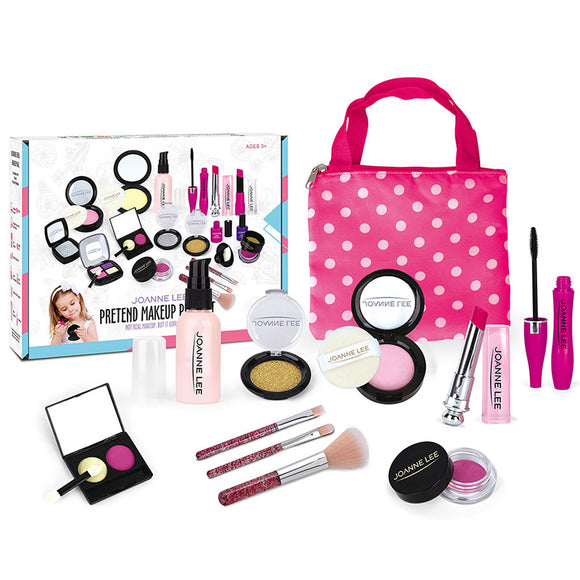 Kids Toys Simulation Cosmetics Set Pretend Makeup Girls Play Makeup