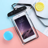 Luminous Waterproof Mobile Phone Case Pouch Bag For iPhone and Samsung - Tania's Online Closet, LLC