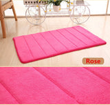 New 40*60cm Bath Mat Bathroom Water Foam Bathroom Mat - Tania's Online Closet, LLC