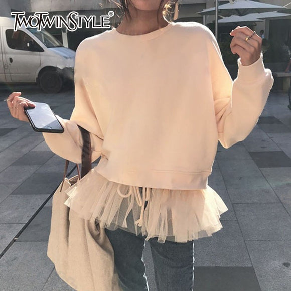 Europe's Newest Fashion Trend TuTu Sweatshirt For Women - Tania's Online Closet