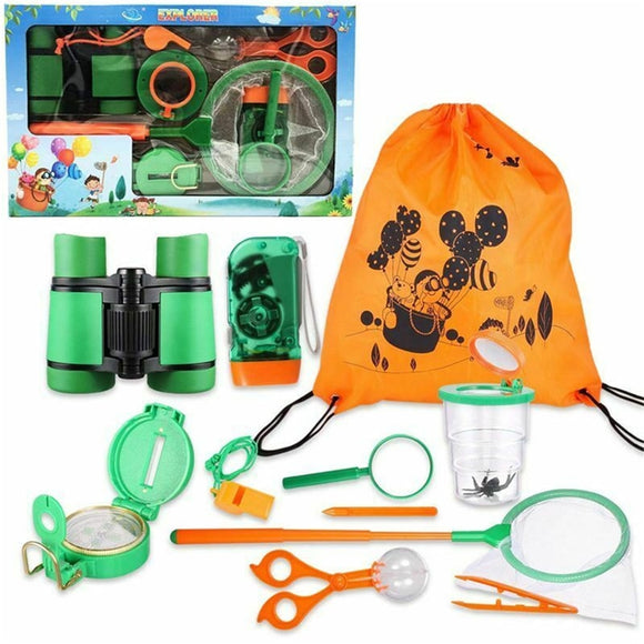 Toys For Children 11pcs Outdoor Explorer Kit - Tania's Online Closet, LLC