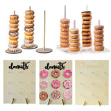 party Decoration Donuts Holds Stand Dessert Doughnut Table Holder - Tania's Online Closet