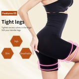 Seamless Women High Waist Slimming Tummy Control  Shapewear