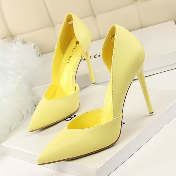 Women Pumps Extreme High Heels Sexy many colors