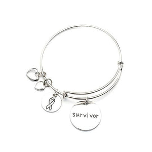 Original Survivor Charm Bangle - Tania's Online Closet