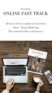 Business Online Fast Track - One Time Payment