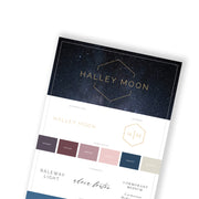 HALLEY MOON - doTERRA Website Template