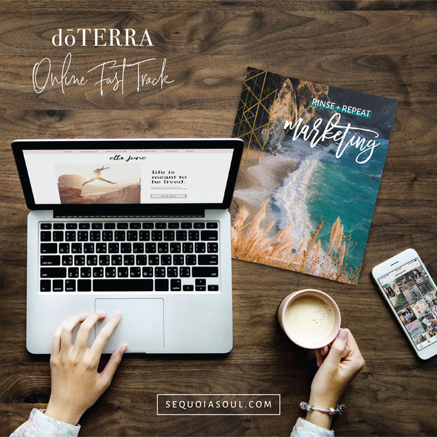 doTERRA - Online Fast Track