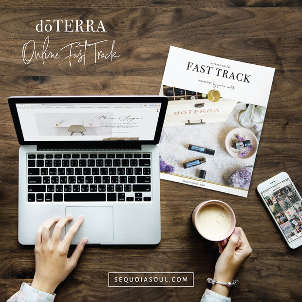 doTERRA Online Fast Track - One Time Payment