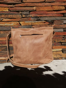 Tiffany Shoulderbag - Matt Toffee
