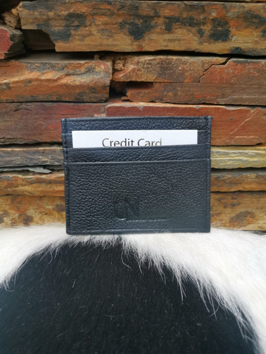 Card Holder - Gloss Black