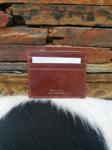Card Holder - Whiskey