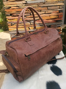 Extra Large Travelbag - Buffed Spice