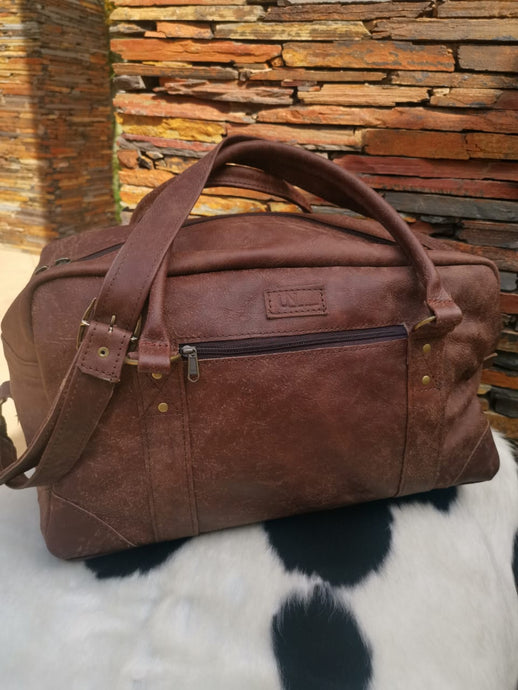 Executive Travel / Sport Bag - Buffed Spice
