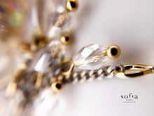 Amaretto Earrings - Sofiakorea