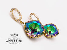 Appletini Earrings - Sofiakorea