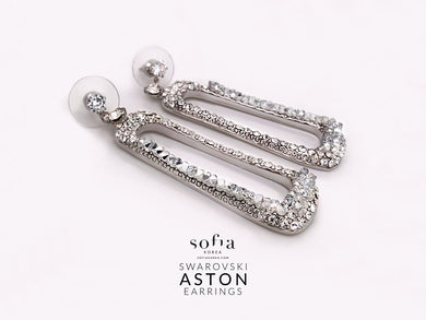 Aston Earrings - Sofiakorea