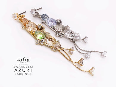 Azuki Earrings - Sofiakorea