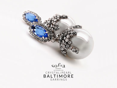 Baltimore Earrings - Sofiakorea