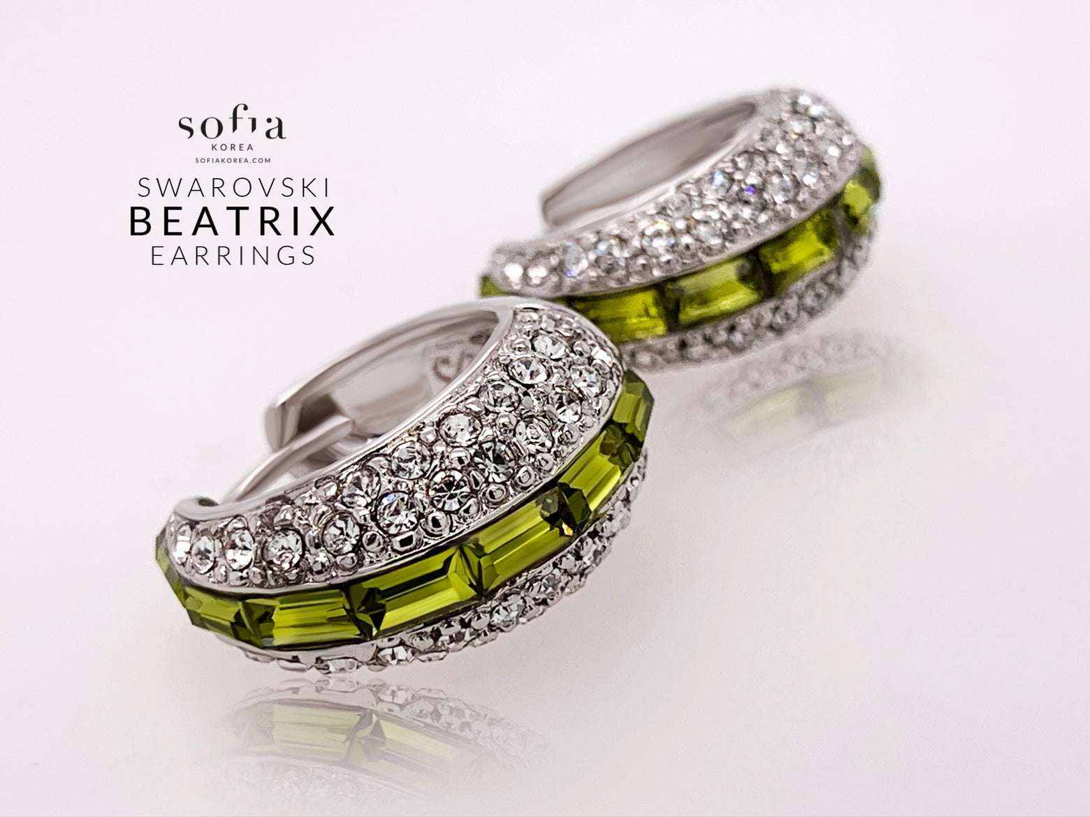 Beatrix Earrings - Sofiakorea